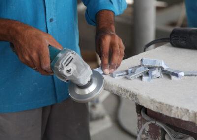 lavorazione marmo roma nord